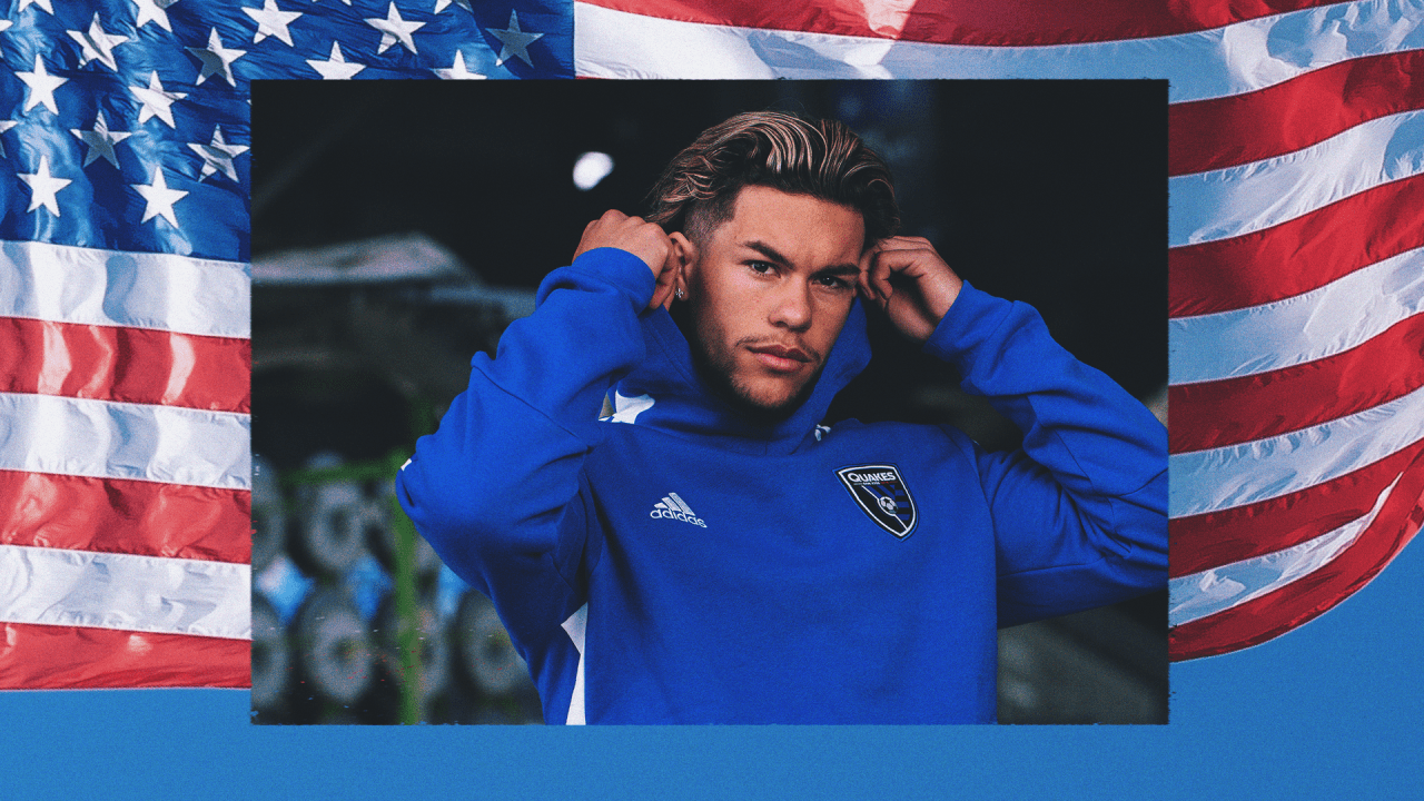 Former BUSC player Cade Cowell called into U.S. Men's National team camp!