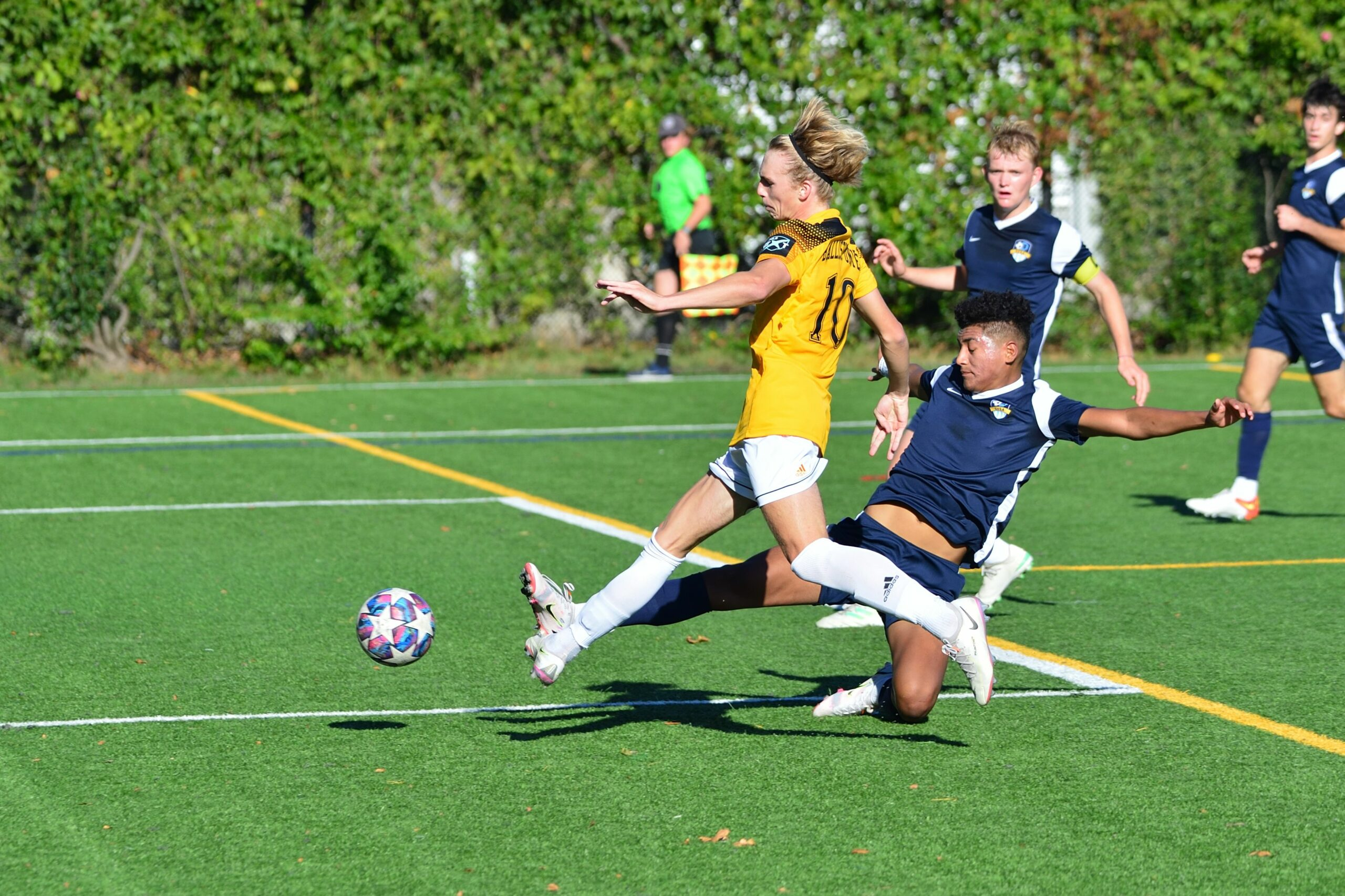 BUSC MLS Next teams battled with SF Glens Saturday, take on California Odyssey on Sunday!